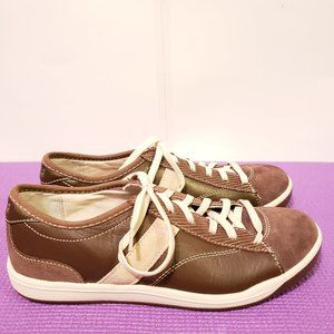Women's Keds Leather Shoes